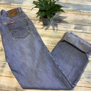 Vintage Ralph Lauren Saturday boyfriend jeans